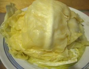 Пряная капустная закуска