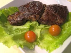 стейк из говядины - как приготовить