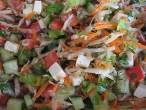 Трактат про салат, или история салатов