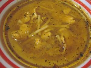 Петсай суп