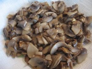 Рецепт слоеного салата Заячья порция