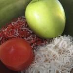 Салат в бокале