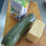 Сырный крем а-ля соус бешамель