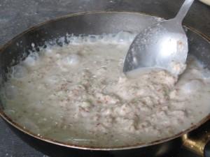 Арахисово-миндальный соус