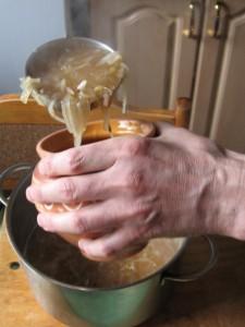 Олег Карпенко: как приготовить луковый суп